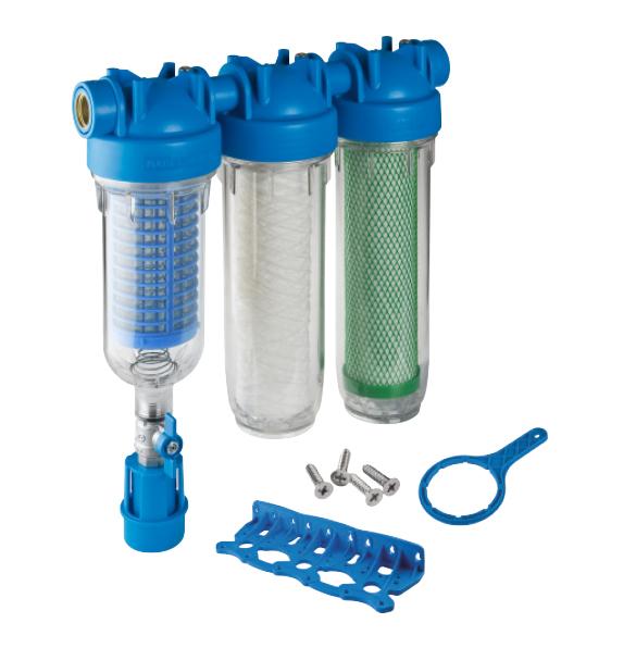 Kit Triplex Top Rain 3/4