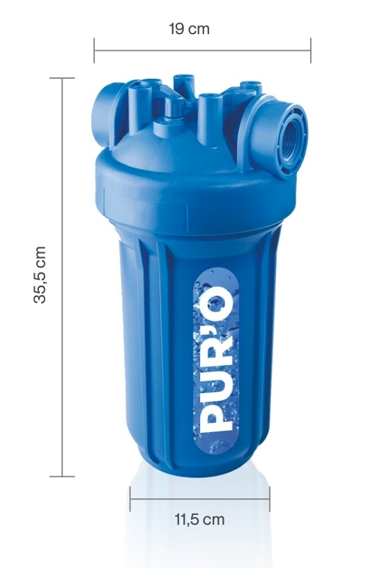 Station purification PURO de chez Durlem