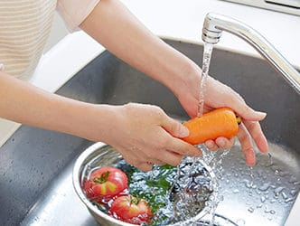 L'eau chlorée est-elle potable ?
